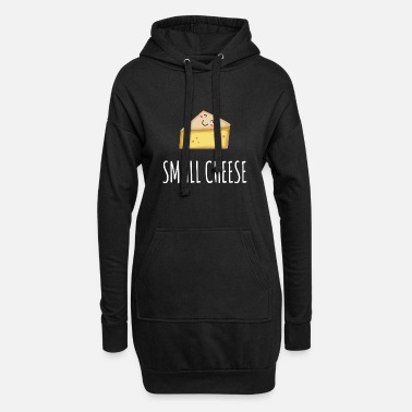 Small Small Cheese - Women's Hoodie Dress