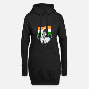 India India flag - Women's Hoodie Dress