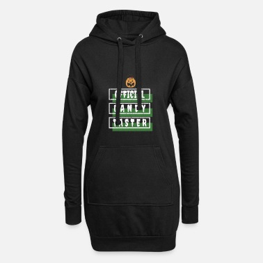 Official sweets gourmet / tester - Women's Hoodie Dress