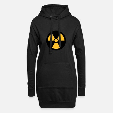 Nucléaire nucleaire - Robe sweat Femme