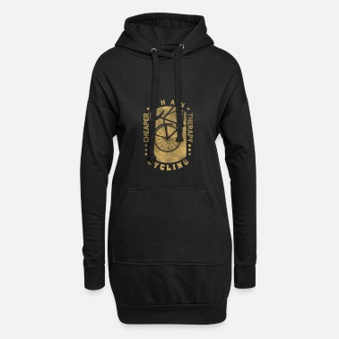 Therapy therapy - Women's Hoodie Dress
