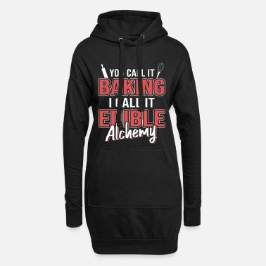 Bager Bagere bagere - Hoodie kjole dame