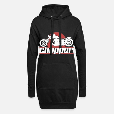 Chopper Moto choppers - Robe sweat Femme