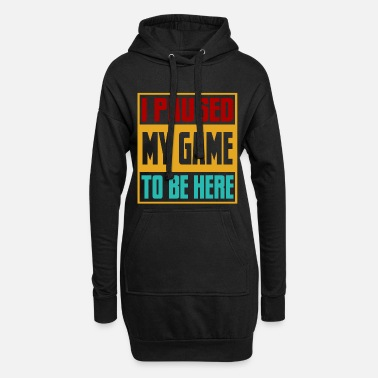 Gamer Gaming Gamers Gamers Gamers Video Games Joystick - Hoodie kjole dame