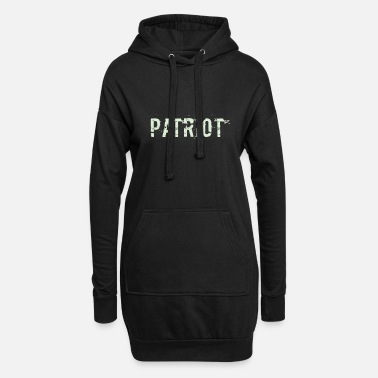Patriot Patriot - Frauen Hoodiekleid