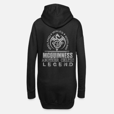 Celtic Celtic Legend - Frauen Hoodiekleid