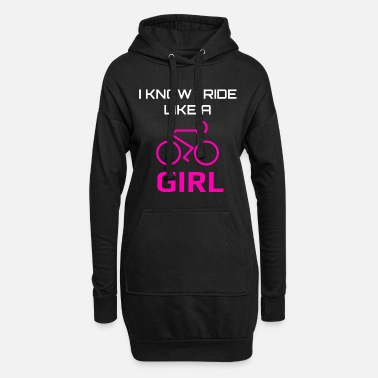 cycling - Women's Hoodie Dress