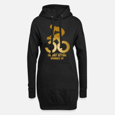 Cyclist 30th birthday - Women's Hoodie Dress