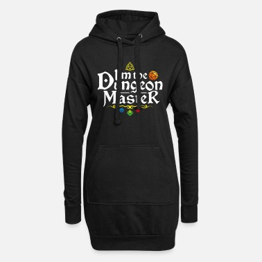 Dés I'm the Dungeon Master - Robe sweat Femme