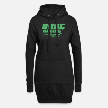 Motor Race motor race - Women's Hoodie Dress