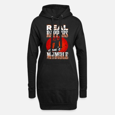 Rapper rapper - Women's Hoodie Dress