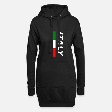 Italy Italy / Italy - Women's Hoodie Dress