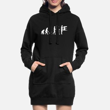 Molecule chemistry - Women's Hoodie Dress