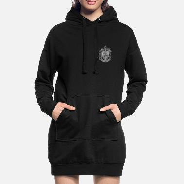 Serpentard Harry Potter Emblème Serpentard petit - Robe sweat Femme