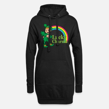 Lucky Charm Lucky charms - Women's Hoodie Dress