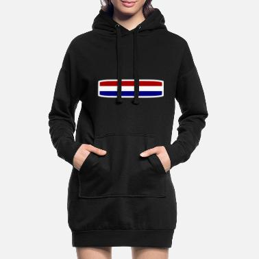 Hollande Hollande - Robe sweat Femme