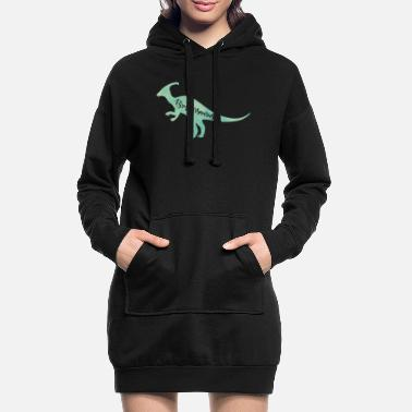 Brothersaurus Brothersaurus - Women's Hoodie Dress
