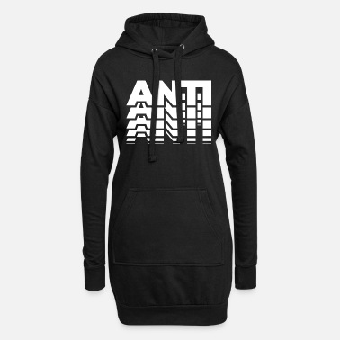 Anti ANTI ANTI - Robe sweat Femme
