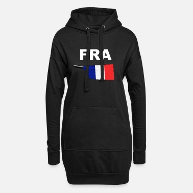 Rowing France - France - Rowing - Aviron - Rowing - Women's Hoodie Dress
