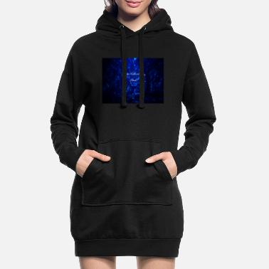 Get the fuck out of my mind - Women's Hoodie Dress