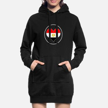 Egypt Egypt - Women's Hoodie Dress