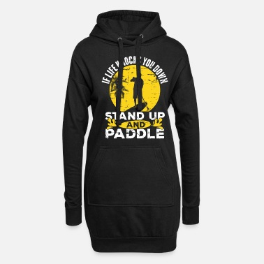 Debout Votre Down Stand Up Paddle - SUP - Robe sweat Femme