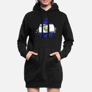 Country BASEBALL EL SALVADOR - Robe sweat Femme