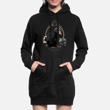 Wizarding World Animaux fantastiques Niffleurs - Robe sweat Femme