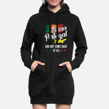 Portugal le Portugal - Robe sweat Femme