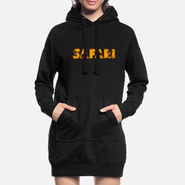 Safari safari - Robe sweat Femme