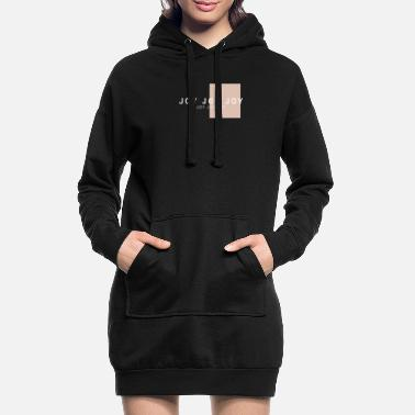 Joy Joy joy joy joy joy joy joy - Women's Hoodie Dress