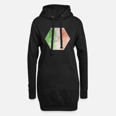 Italy Italy - Italy - Women's Hoodie Dress