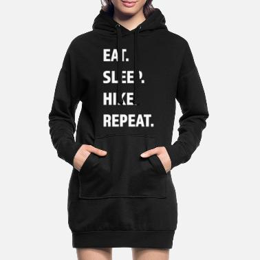 Snowboard Funny saying for outdoor wanderer berg - Women's Hoodie Dress