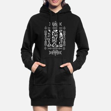 Celtic Celtic Raven - Robe sweat Femme