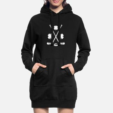Stick Sticks - Women's Hoodie Dress