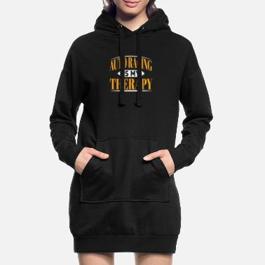 Course Automobile course automobile - Robe sweat Femme
