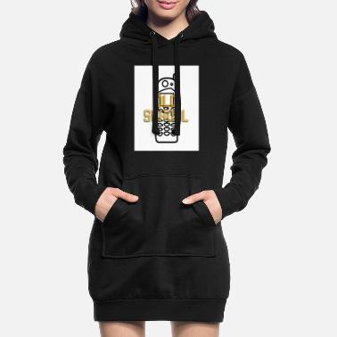 Old School Old School - Robe sweat Femme