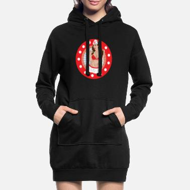 Medicine Underwear Sexy nurse first aid female doctor sister - Women's Hoodie Dress