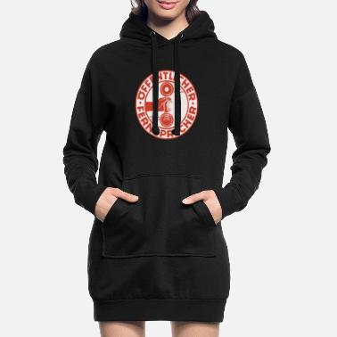 Public Public telephone - Women's Hoodie Dress