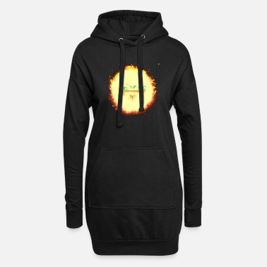 Exercise Exercise burning exercise - Women's Hoodie Dress