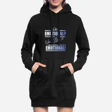 Emotion émotion - Robe sweat Femme