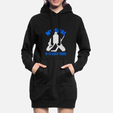Ice ice Hockey - Women's Hoodie Dress
