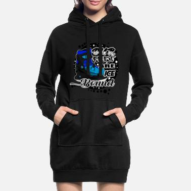 Ice Figure skating, ice skating, ice skating, ice - Women's Hoodie Dress