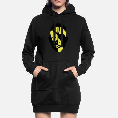 Cool nuba afrika - Women's Hoodie Dress