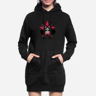 Band band - Robe sweat Femme