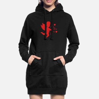 Cupide cupid - Robe sweat Femme