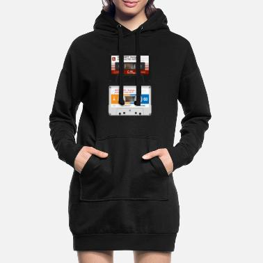 Tape Tapes Minimalectro - Robe sweat Femme