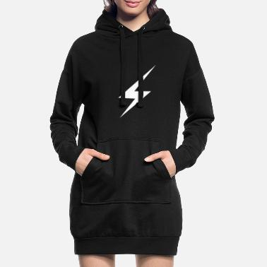 Lightning Lightning lightning - Women's Hoodie Dress