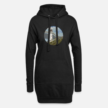 Lighthouse lighthouse - Women's Hoodie Dress