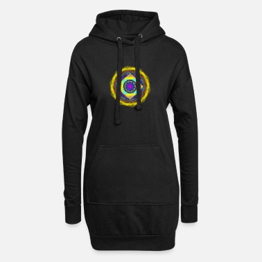 Spiritual Spiritus - Women's Hoodie Dress